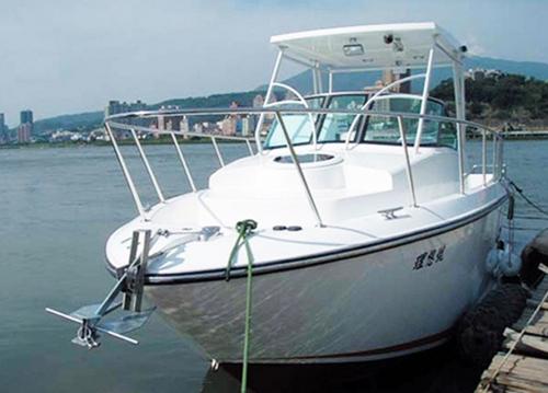 27英尺釣魚艇(豪華型)