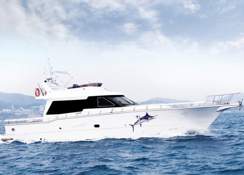 60英尺游艇