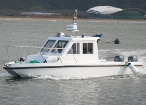 26英尺雙體游釣艇