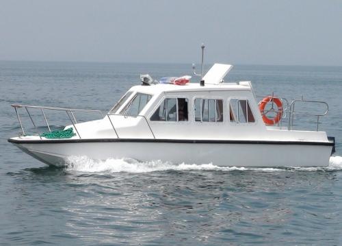 26英尺雙體工作艇