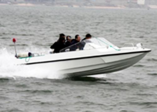 5.9m噴水工作艇