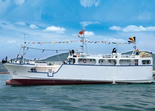 36.60m延繩釣漁船