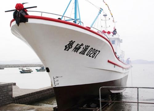 31.8m拖網漁船