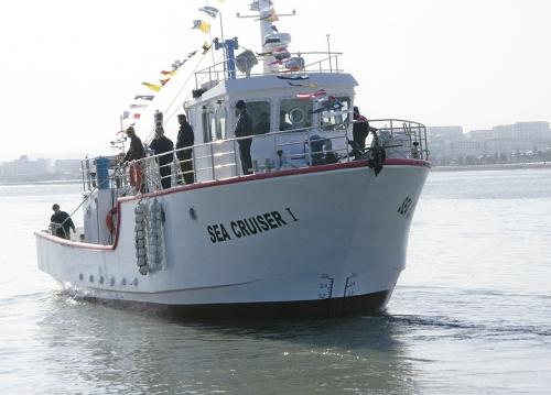 18.5m圍網漁船