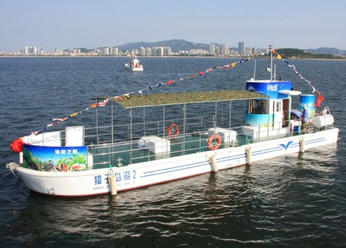 60英尺半潛船