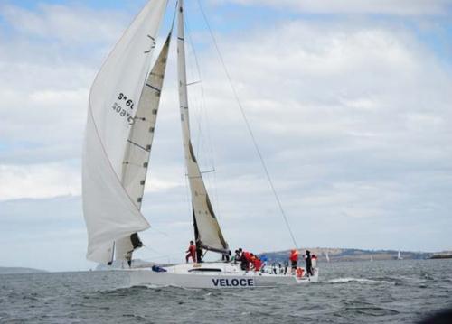 44英尺帆船