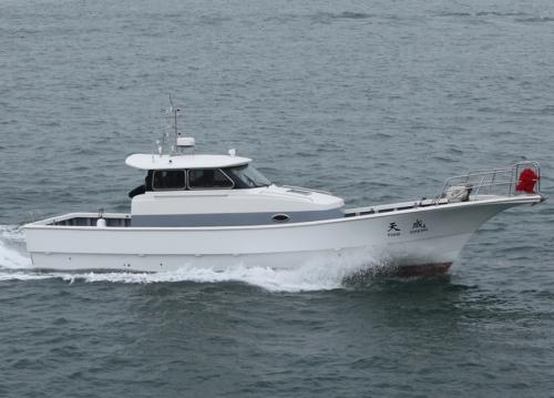 43英尺釣魚艇