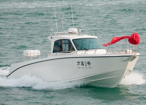 36英尺釣魚艇