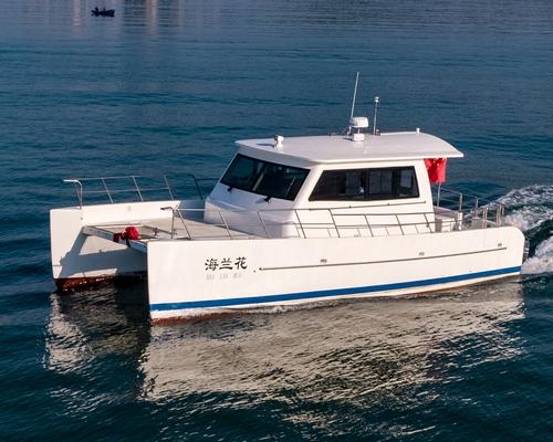 39英尺雙體休閑游艇