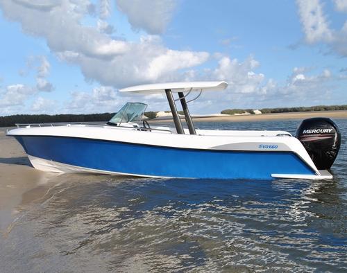 6.6米釣魚艇